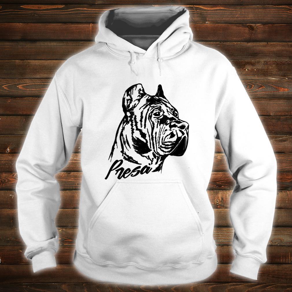 Perro de Presa Canario Dogo Canario Shirt hoodie