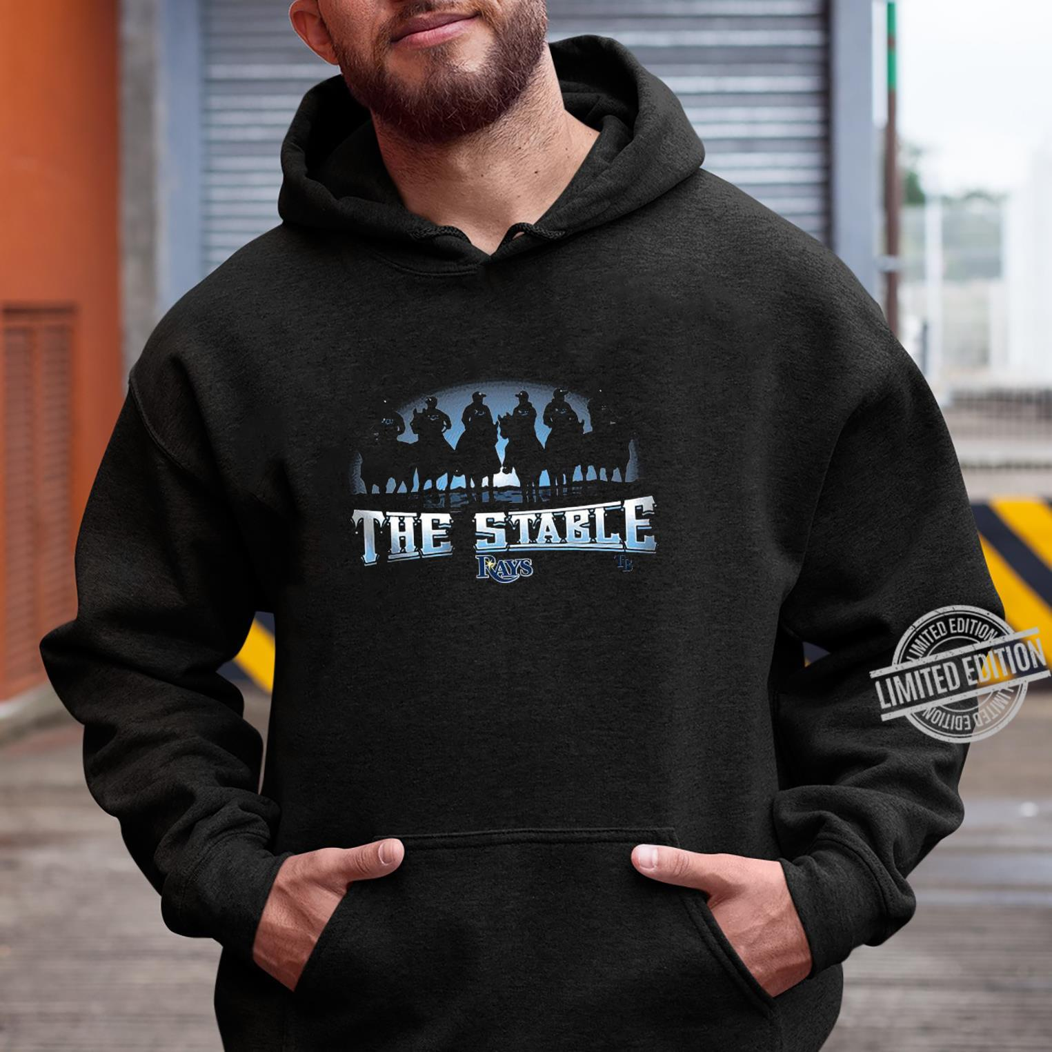 The Stable Shirt hoodie