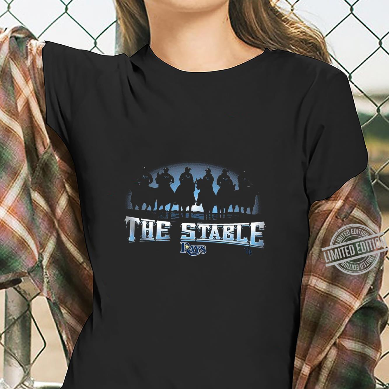 The Stable Shirt ladies tee